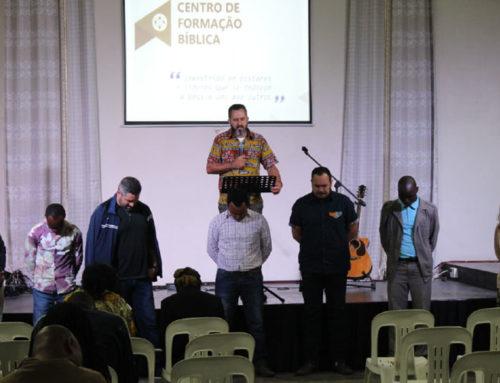 Servindo ao Senhor em Moçambique